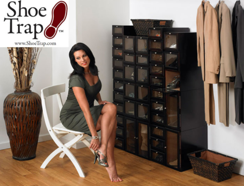 Shoe Trap™ – Closet Organization
